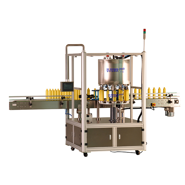 Rotary Leak Test Machine