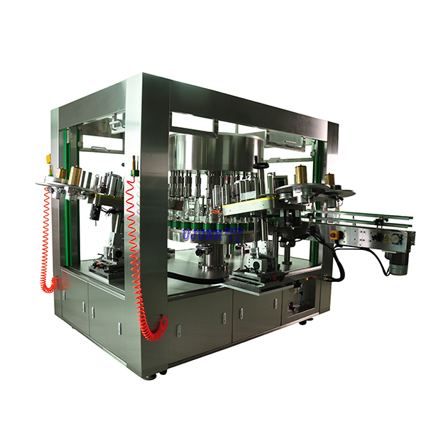Rotary Adhesive Labeling Machine
