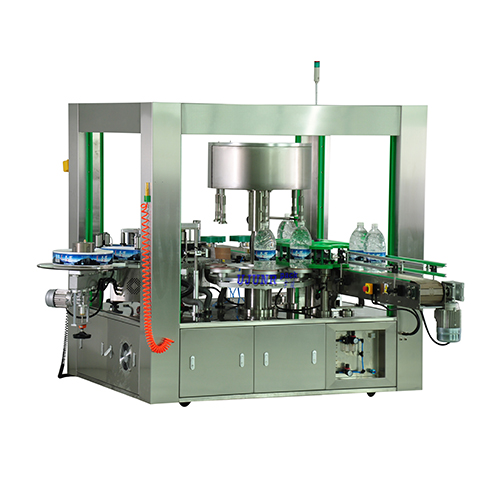 Opp Hot Melt Large Round Bottle Labeling Machine
