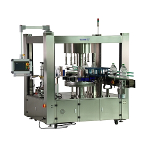 Automatic Rotary Adhesive Labeling Machine