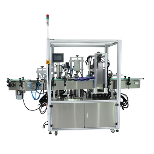 zhangjiagangLinear Cylinder Wall Labeling Machine