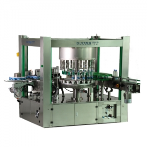 guangzhouOPP Hot Melt Round Labeling Machine
